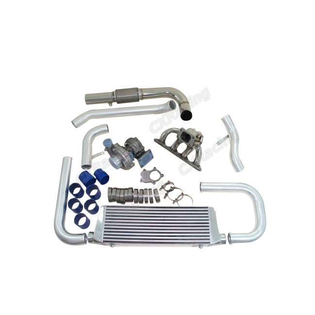 Honda Cx500 Turbo Parts For Sale: Intercooler Turbo Manifold Kit For Honda Civic Integra B16