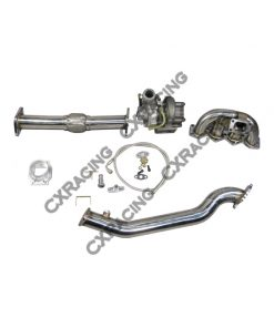 Cxracing Turbo kit For 89-93 Mazda Miata 1.6L Engine Manifold Downpipe