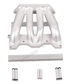 Cxracing Intake Manifold For RX7 Turbo 2 FC 13B 4 Ports Fits FD REW Upper