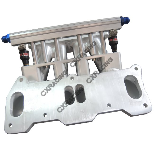 Lower Intake Manifold For Mazda 13B REW Rotary Engine 4 Port ... on
