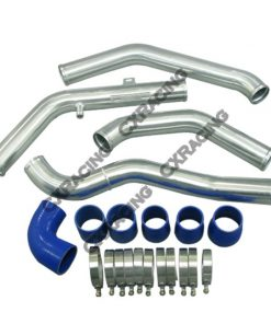 Cxracing Intercooler Piping Upgrade Kit For Toyota Supra MKIII with 7M-GTE Stock Turbo