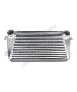 Cxracing 24x12x2.5 Turbo Bar & Plate Intercooler For Datsun 510 or Other Applications