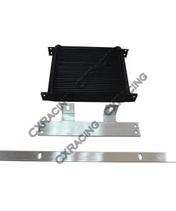 Cxracing Trans Oil Cooler for Silverado 1500/2500/3500HD 6.6L Duramax Diesel V8