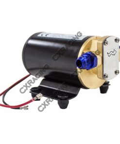Cxracing Electric Scavenge Pump for Turbo Oil Feed 3.7 GPM 12VDC