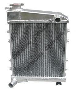 Cxracing 2 Rows Aluminum Radiator For 91-96 Mini Cooper with Manual Transmission