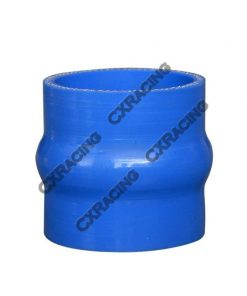 """Cxracing Silicon Hose 2.5"""" Hump Coupler For Intercooler Pipe"""