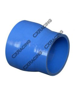 "Cxracing Silicon Hose 3""-2.5"" Reducer For Turbo Intercooler Pipe 3"" To 2.5 inch 3"" Long"