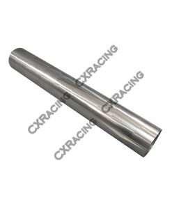 "Cxracing 3.5"" Straight 304 Stainless Steel Exhaust Downpipe Catback Pipe"
