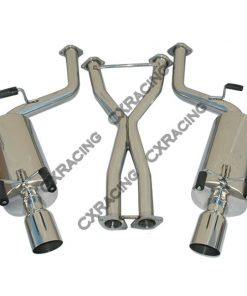 Cxracing Catback Exhaust System For 90-95 Nissan 300ZX Z32 2+2 Seater