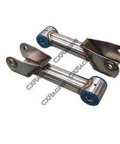 Cxracing Rear Upper Control Arms 2 pcs For 79-04 Ford Mustang GT 4.6 5.0 Stainless Steel