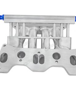 Cxracing Intake Manifold For RX7 Turbo 2 FC 13B 6 Ports Fits FD REW Upper