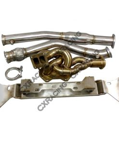 Cxracing 13B Turbo Engine Mount Manifold Downpipe Intake MF Kit For RX8 RX-8 Swap RX7 FD