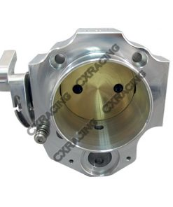 Cxracing Billet 70mm Aluminum Throttle Body For 1990-1999 3.0L Mitsubishi 3000GT/ Stealth