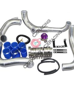 Cxracing Intercooler Piping Kit + BOV For 89-99 Nissan 240SX S13 SILVIA SR20DET