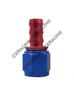 Cxracing AN-8 8AN AN8 Straight Push On Lock Socketless Fitting