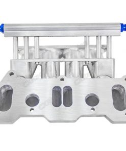 Cxracing Lower Intake Manifold For Cosmo 13B RE Rotary 6 Ports Fuel Rail