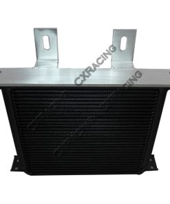 Cxracing Trans Oil Cooler For 04-06 GM Chevrolet Silverado 1500HD/2500HD 6.6L Duramax LLY/LBZ