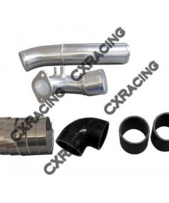 Cxracing Cold Air Intake Pipe Kit For RX7 RX-7 FD Stock Twin Turbo 92-02