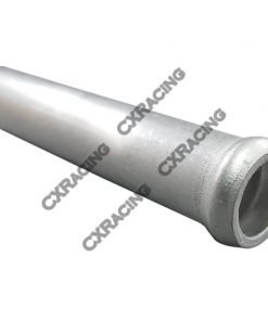 "Cxracing 2x Aluminum Weld On Vacuum Pipe Nipple Tube 8mm 2"" L"