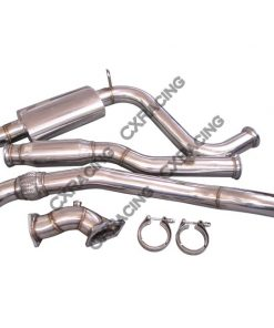 "Cxracing 3"" Stock Turbo Back Downpipe Catback for RB25DET 240Z 260Z 280Z RB25"