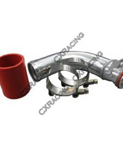 Cxracing Rear Turbo Outlet Pipe with O-Ring Mitsubishi 3000 GT VR-4 Dodge Stealth TT