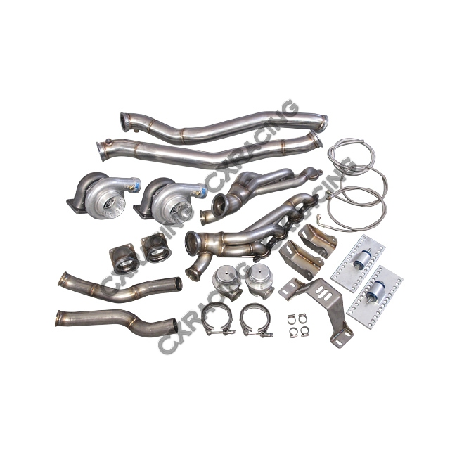 turbo intercooler engine mount downpipe kit for 86