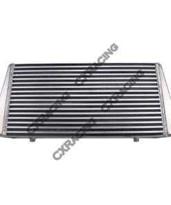 "Cxracing 4"" Core Intercooler + Mounting Brackets For Toyota Supra MK4"