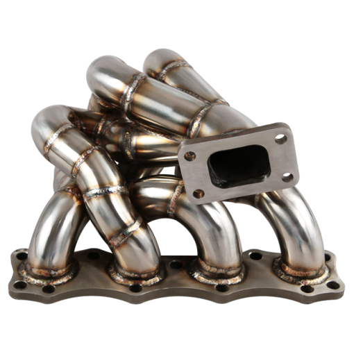 Cxracing Version2 Turbo Manifold Downpipe Kit For 90-98 Mazda Miata MX-5 NA 1.6L