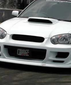 05 Impreza WRX T-1 Full Bumper Kit With Over Fend