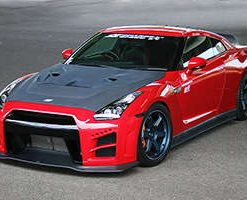 Charge Speed 2012-2018 Nissan GTR Full Kit C Gloss