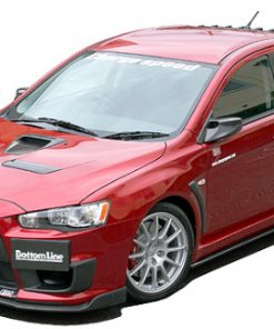11-16 Evo X Bottom Line Type 2 Carbon Lip Kit
