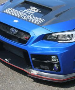 ChargeSpeed 15-18 Subaru WRX 4Dr FrontBumper 2A CF