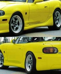 Charge Speed 1999-2005 Miata Side Skirts