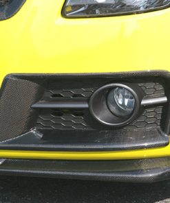 04-09 Swift Front Bumper Side Ducts Carbon