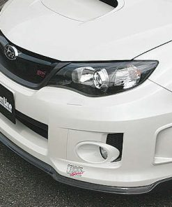 11-14 WRX STi GR-C Bottom Line T-2 Carbon Lip Kit
