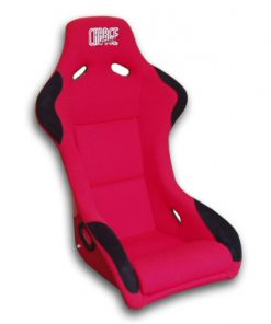 Bucket Racing Seat Sport Type FRP Red Old