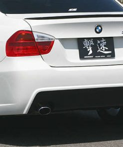 2005-2008 BMW E90 3 SERIES SEDAN REAR BUMPER