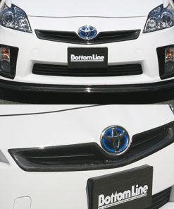 Toyota Prius Front Grill Cowl Carbon