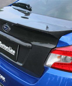 ChargeSpeed 2015-18 Subaru WRX Carbon Tail Trunk