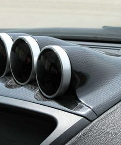 Charge Speed Genesis Coupe Carbon Meter Holes