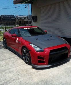 Charge Speed 2007-2018 Nissan GTR Glo Front Bumper