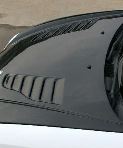 Charge Speed 2003-2006 Tiburon Vented Carbon Hood
