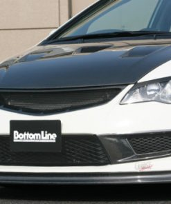 Charge Speed 06-10 Civic FD2 JDM Front Lip Carbon