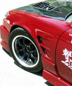Nissan S14 to S15 Front Wide Fenders Conversion