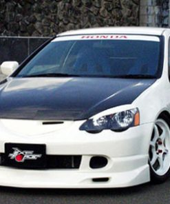 02-04 Acura RSX DC-5 Front Lip (Japanese FRP)