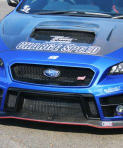 ChargeSpeed 15-18 Subaru WRX 4Dr Front Bumper 1B