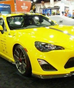 Charge Speed 2013-2016 Scion FR-S BL CF Full Kit