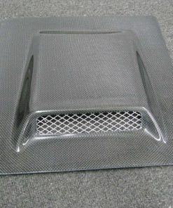 Charge Speed Universal Air Duct Type-A Carbon
