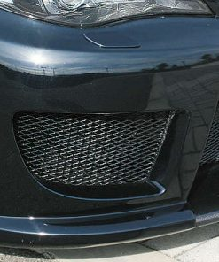 Charge Speed Aluminum Mesh Grill Black Small