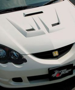 02-06 RSX DC-5 FRP Vented Hood (Japanese FRP)